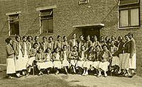 internat - škola