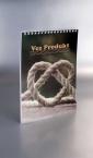 Reklamni blok A5 - Vez Produkt (prednja strana)