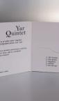 YAR- omot za muzički cd - 2