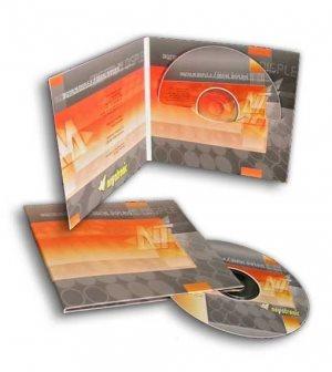 cd / dvd omot Novatronic