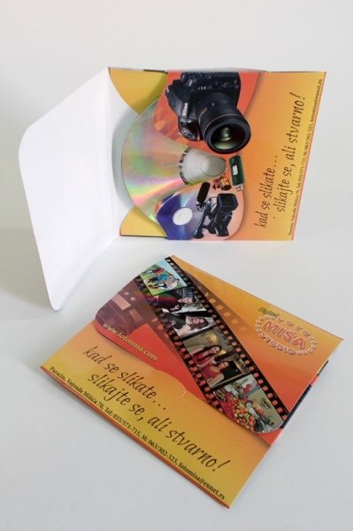 cd/dvd omot - foto Miša