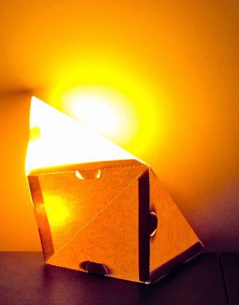 dekameroid / lampa od modularnih elemenata