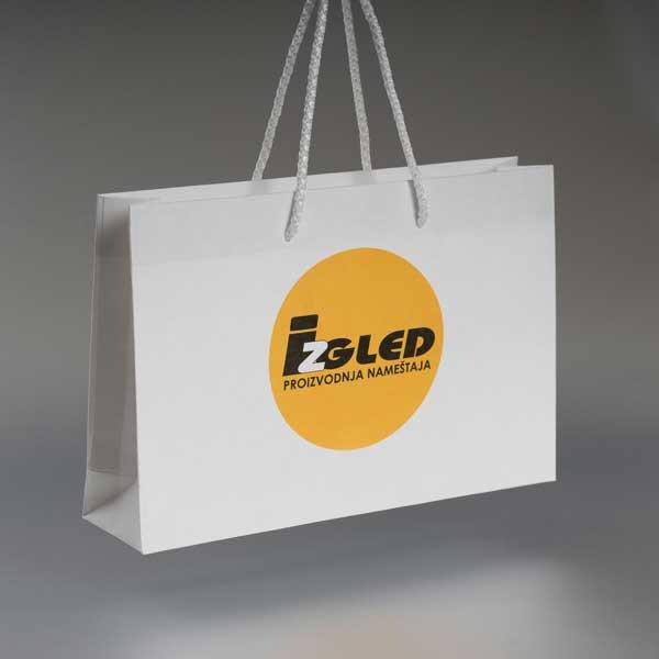 Eko kesa, model sbx / Izgled - proizvodnja nameštaja
