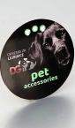 Štancovane okrugle etikete  - Dinapet (DG - pet accessories)