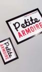 Petite Armoire - etikete