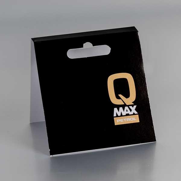 etikete za čarape / Q-Max Petrol