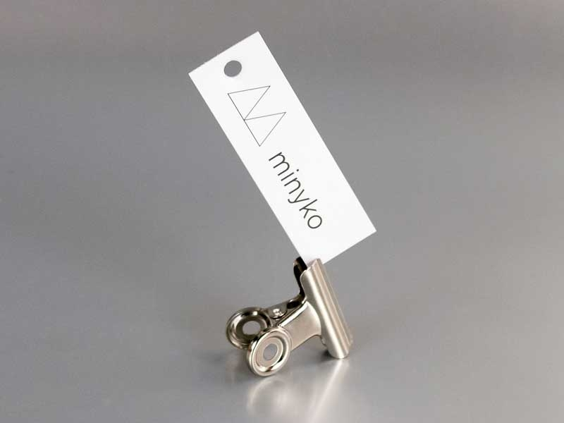 Etiketa - Miniko