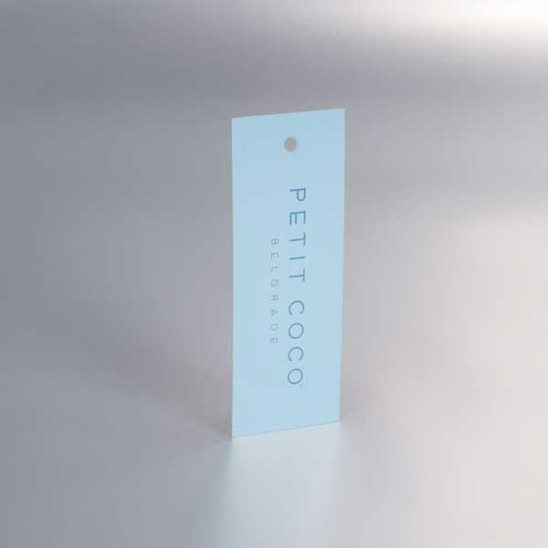 Etikete za konfekciju - Petit Coco