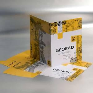"""Luksuzne brendirane fascikle """"Georad"""""""