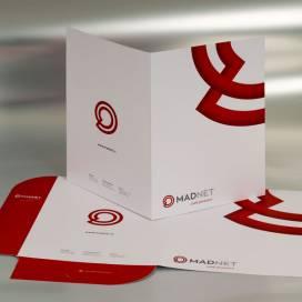 Brendirane kartonske fascikle / Madnet