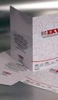 Brendirane kartonske fascikle / Ekv