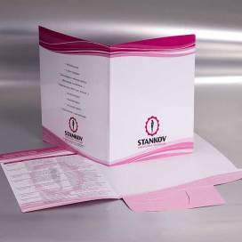 Brendirane kartonske fascikle / Stankov