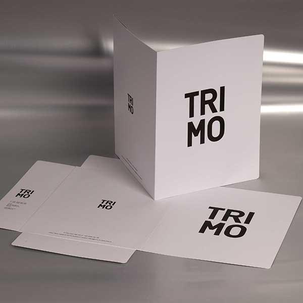 Brendirane kartonske fascikle / Trimo
