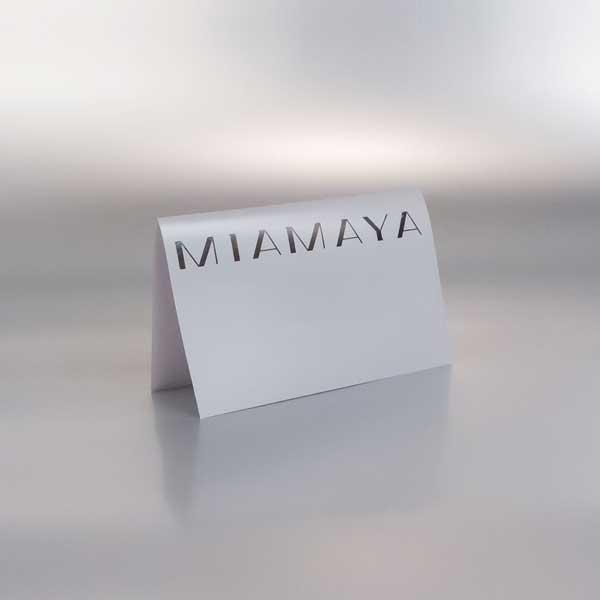 Miamaya - mini fascikla