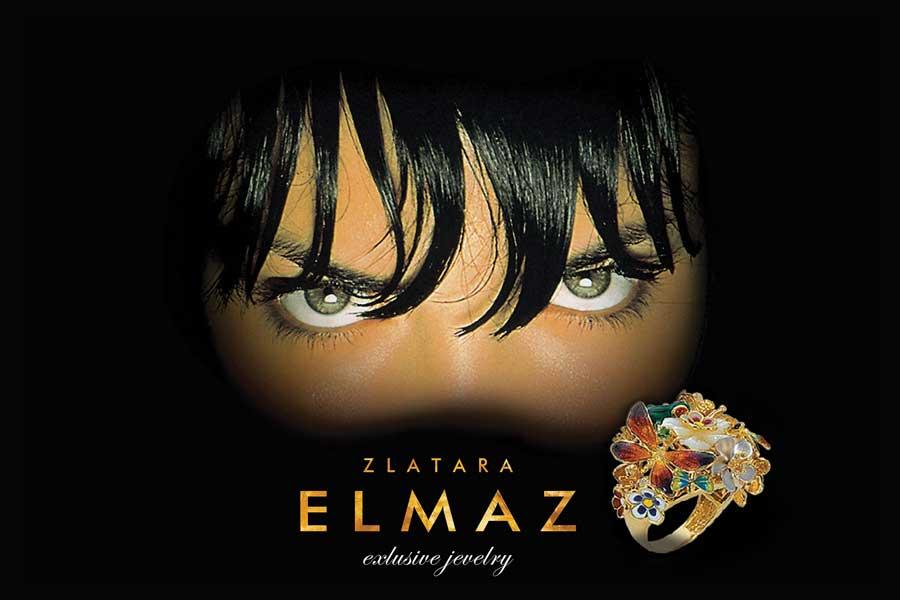 Zlatara Elmaz / poster za instagram