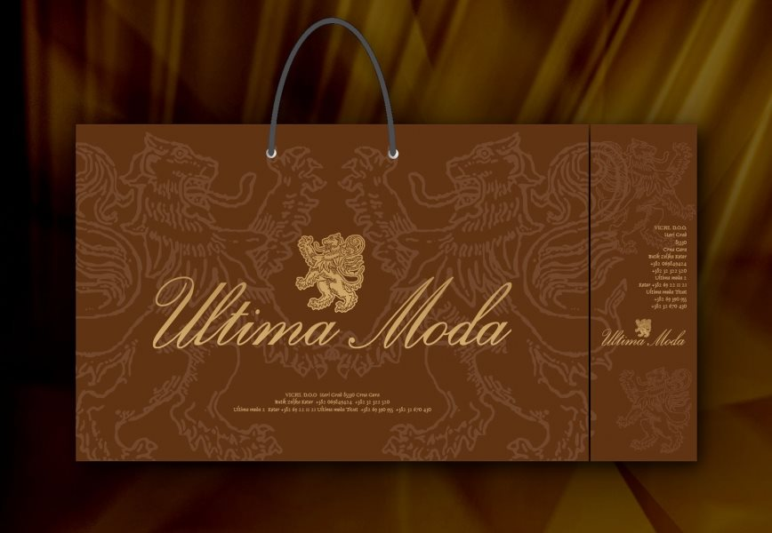 "Idejno rešenje, eko kesa ""Ultima moda"" (Tiivat, Crna Gora)"