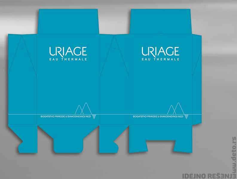 Uriage / kutija