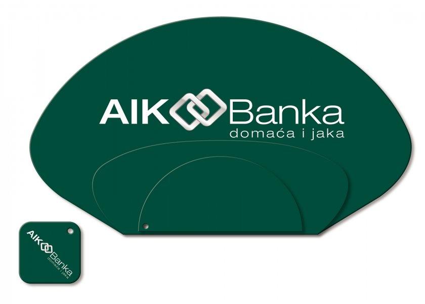 Aik Banka / klasična lepeza