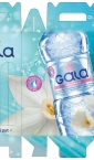 Poklon pakovanje za flašu i čašu / Aqua Gala
