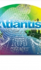 "Promo-lepeza za diskoteku ""Atlantis"" u Härkingen-u (Švajcarska)."
