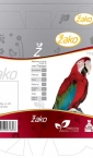 Dinapet (barbus) / Kutija - hrana za ptice