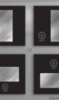 Qony / luksuzna kaširana kutija za mobilne telefone (maske