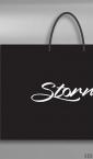 """Idejno rešenje """"Storm"""" / luksuzne reklamne kese"""