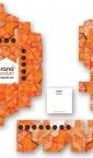 Hrana Produkt - papirna kocka, demo