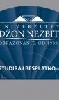 Univerzitet Džon Nezbit  (Megatrend) / reklamne lepeze