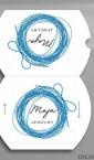 Idejno rešenje, pillow box M4 / Maja Jewelry