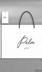 Palm / kese i etikete