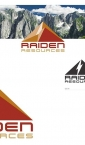 Raiden Resources (Australia) - logo + basic visual identity