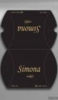 Idejno rešenje, pillow box M4 / Simona nakit