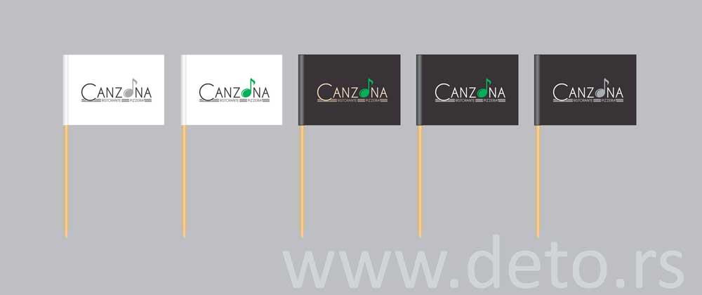 zastavice na čackalicama 1+2+3 boje (demo)