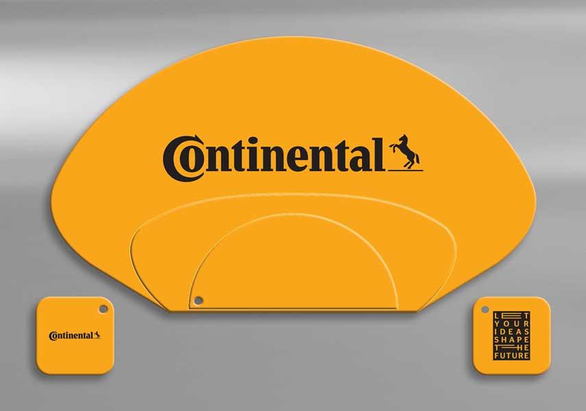 Continental / reklamna lepeza