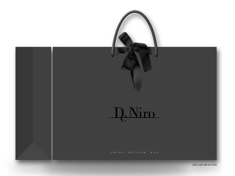 De Niro - idejno rešenje za lukszune kese (demo 1)