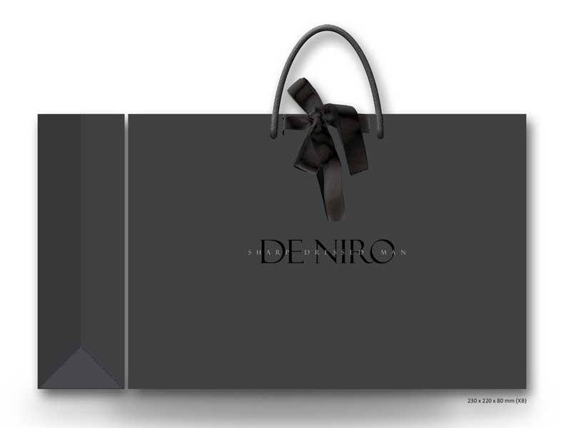De Niro - luksuzna kesa, idejno rešenje -2