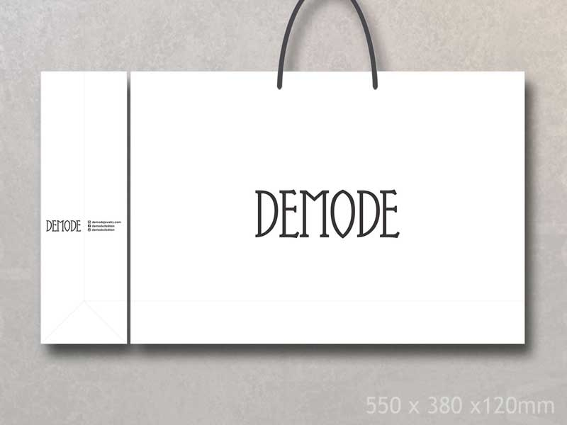 demode - ekskluzivna kesa, model XL