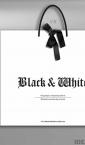 Idejno rešenje, lux kese / Black & White (2D)