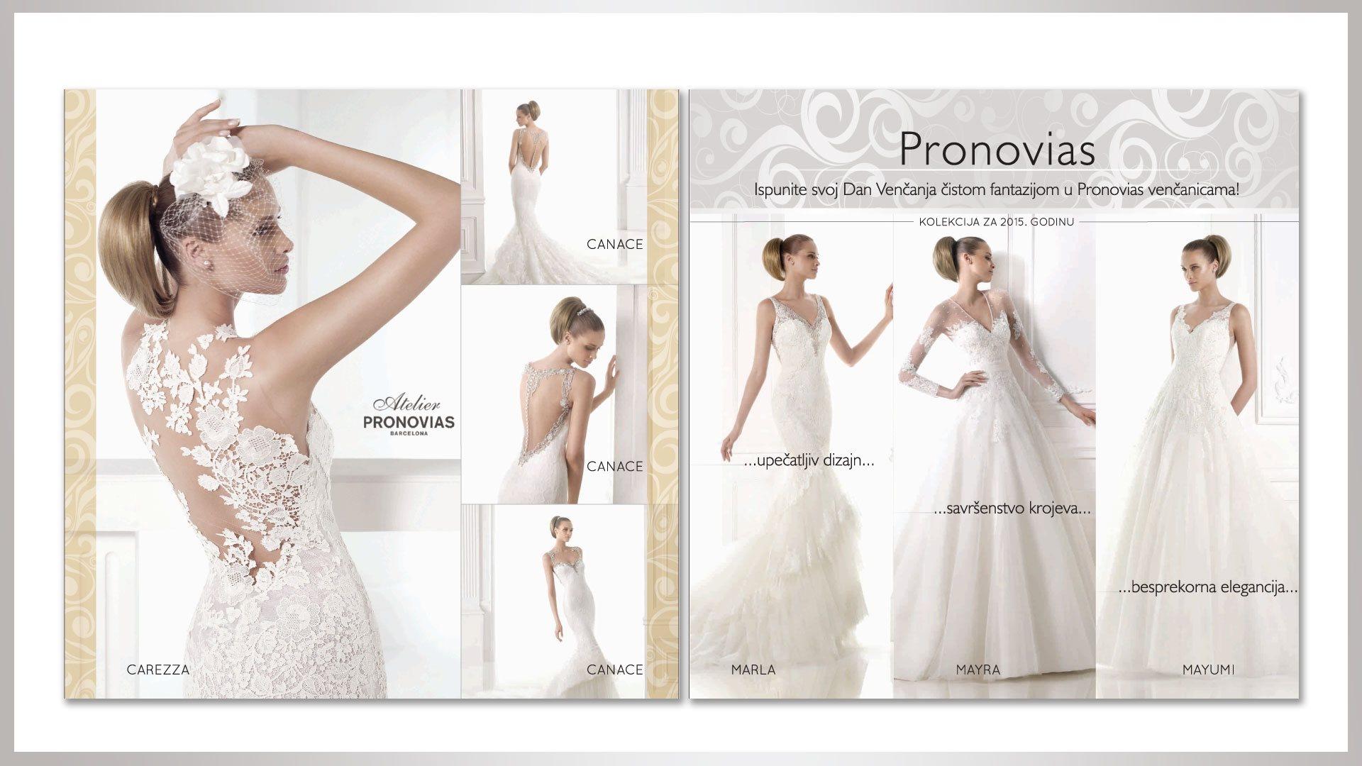 """brošura / prospekt """"Odiva"""""""