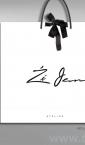 Reklamne luksuzna kesa, model XL  (idejno rešenje) / Zi Jen