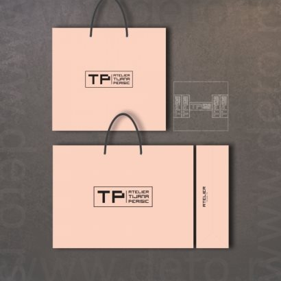 Atelje Tijana Perišić / Luksuzne reklamne kese