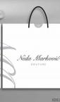 Idejno rešenje (dizajn) XL reklamne  kese sa nalepnicama / Neda Markovic -2d