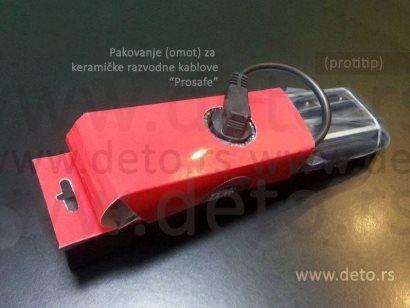 Prosafe - prototip pakovanja / kablovi