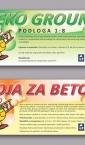 Deko Titan - etikete