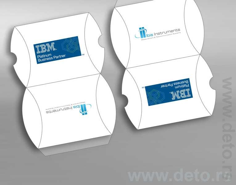 Pillow box model  s1 / Ibis instruments + IBM