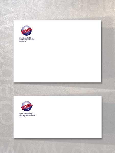 Imel Group- koverte C5 i american (idejno rešenje)