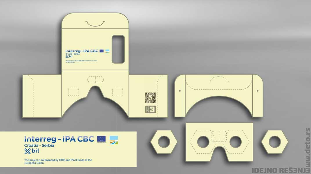 Intereg / Google Cardboard (VR)