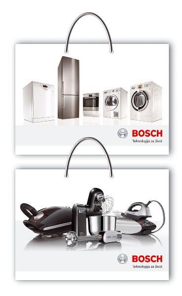 Idejno rešenje kesa / Bosch
