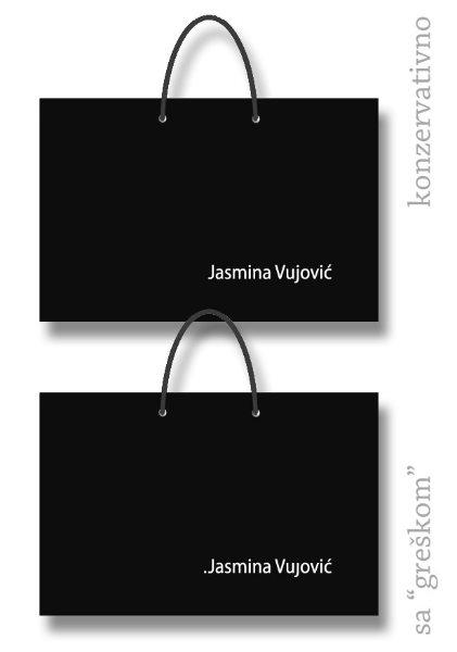idejno rešenje kese / Jasmina Vujović